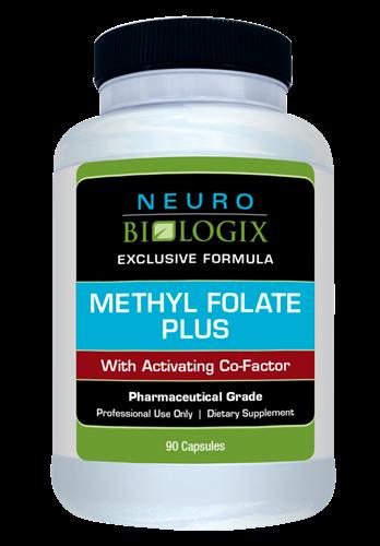 Methyl Folate Plus - 90 Capsules