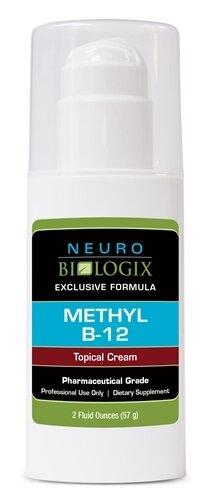 Methyl B-12 Topical Cream (methylcobalamin) 2.0 oz