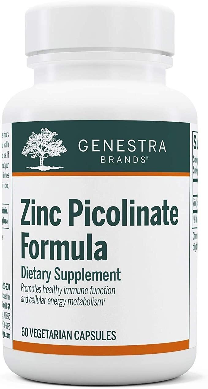Zinc Picolinate Formula 30 mg