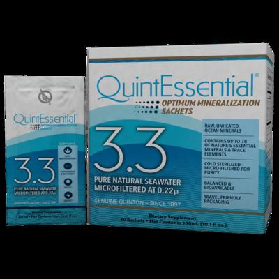 QuintEssential® 3.3 Sachets – 30 count box