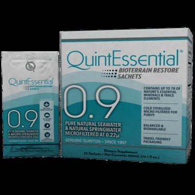 QuintEssential® 0.9 Sachets – 30 count box