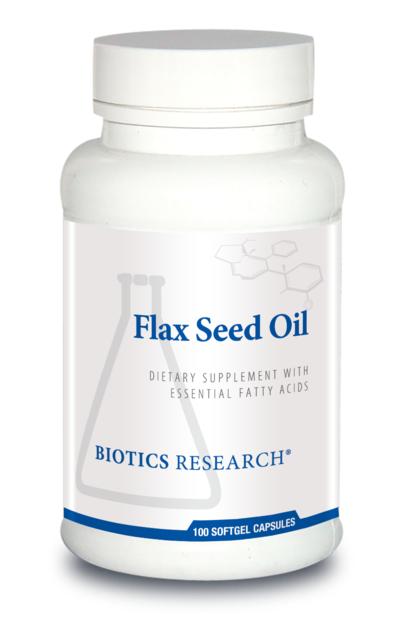 Flax Seed Oil Caps