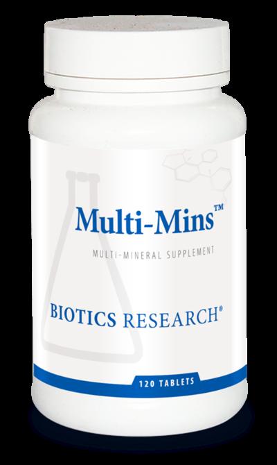 Multi-Mins™ (Potent Mineral Combination) 120