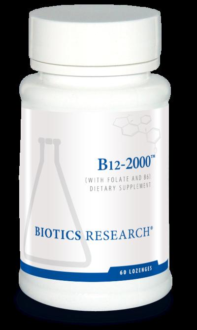 B12-2000™ Lozenges