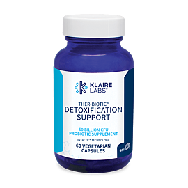 THER-BIOTIC® DETOXIFICATION SUPPORT USA  only заказ только для США