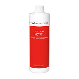 ULTRA PURE MCT OIL