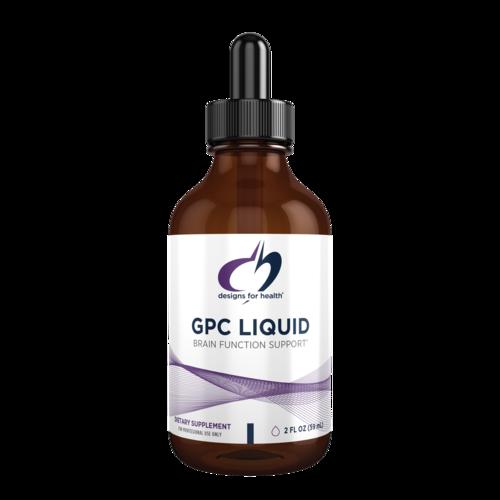 GPC Liquid Glycerophosphocholine 2 fl oz (59 mL) liquid