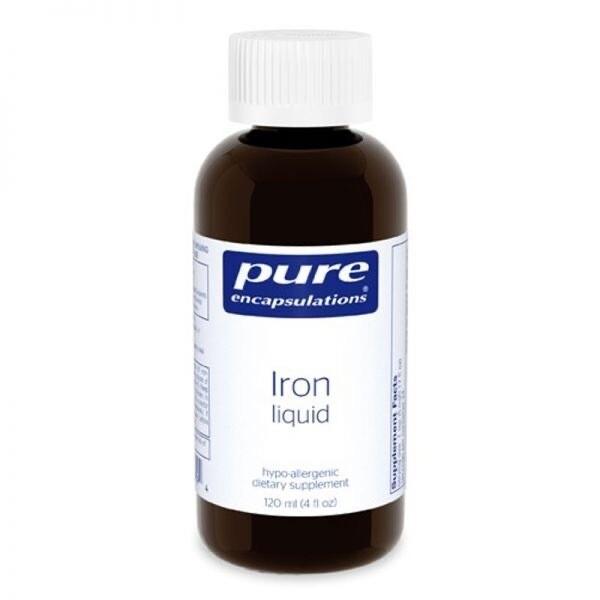 Iron liquid 120 ml