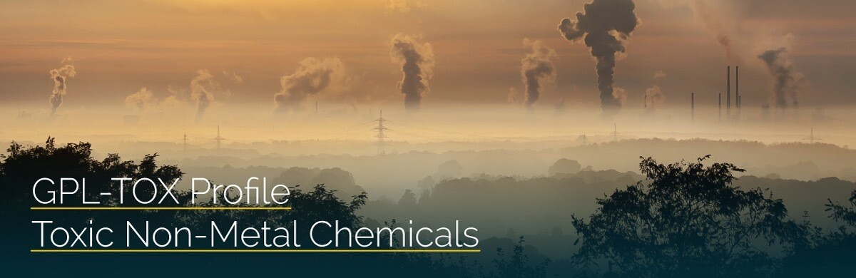 GPL-TOX Profile (Toxic Non-Metal Chemicals)