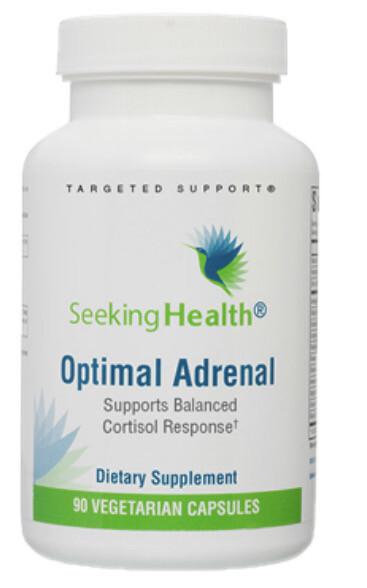 Adrenal support Optimal 90 veg caps