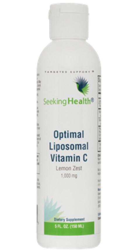 Optimal Liposomal Vitamin C 5 fl oz