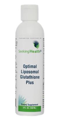 Liposomal Glutathione Plus 5 fl oz