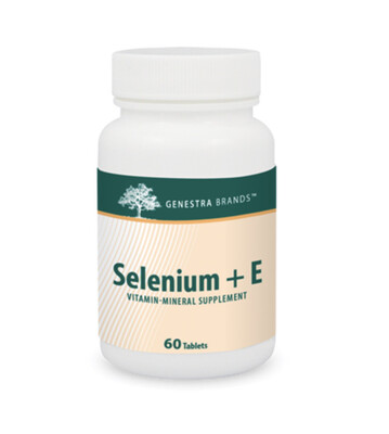 Selenium + E