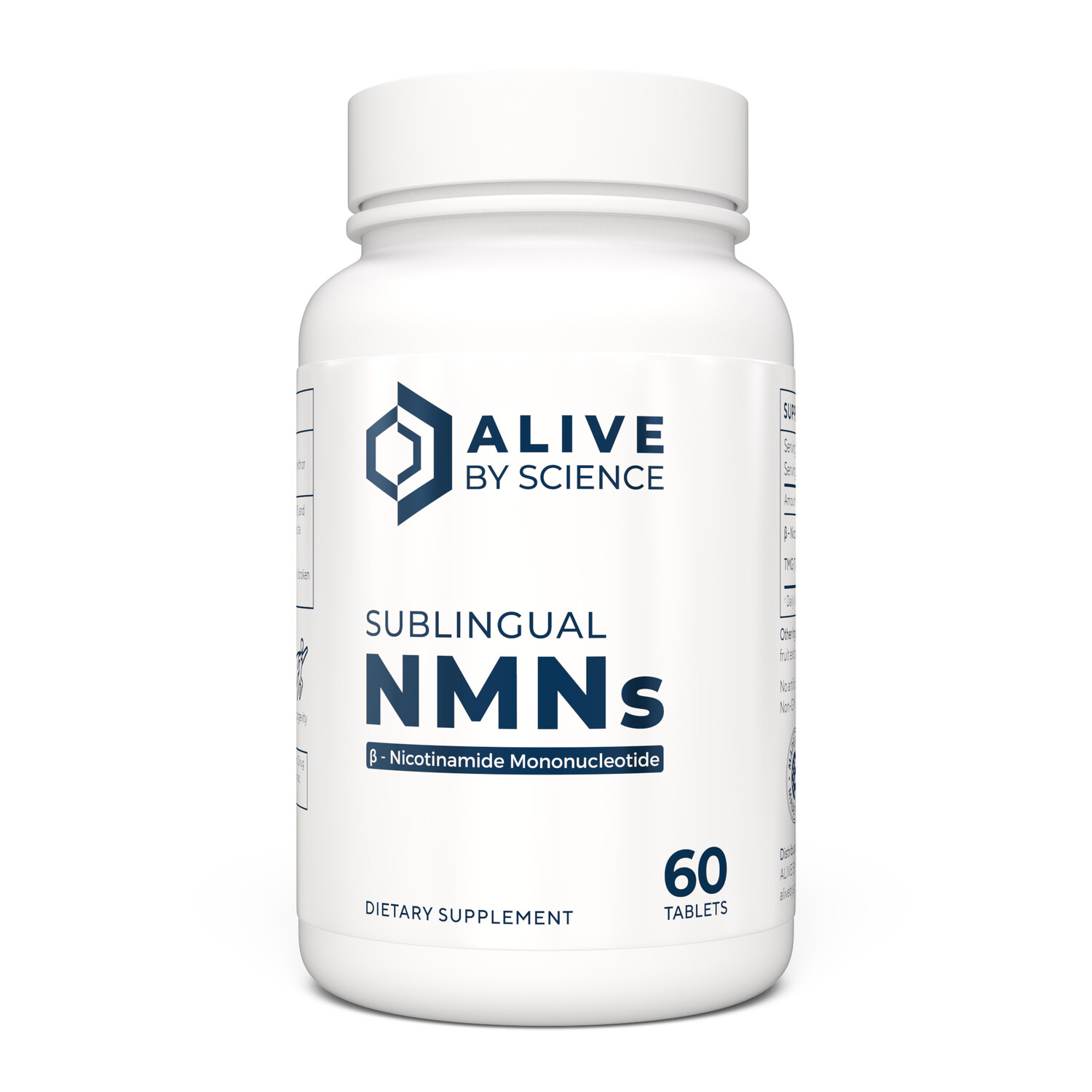 NMNs – 60 ct Sublingual Tablets