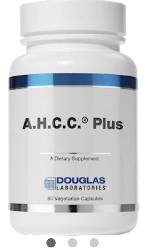 AHCC Plus 60 vcaps
