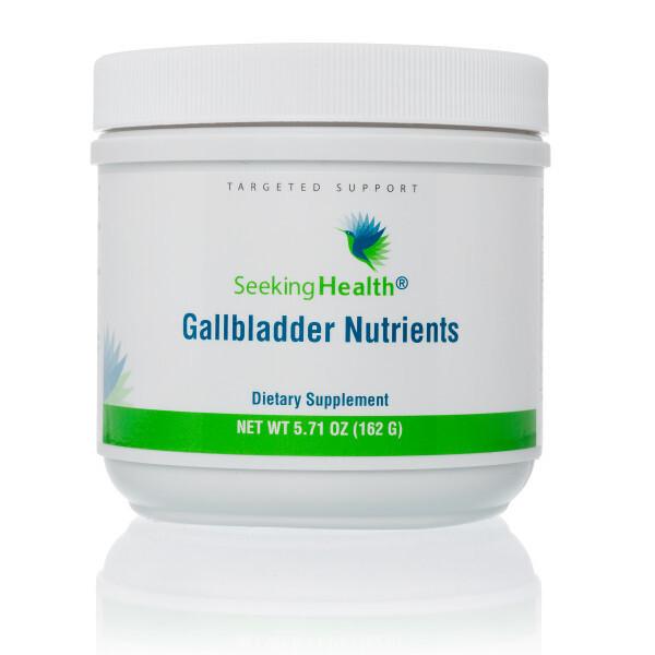 GALLBLADDER NUTRIENTS POWDER - 60 SERVINGS