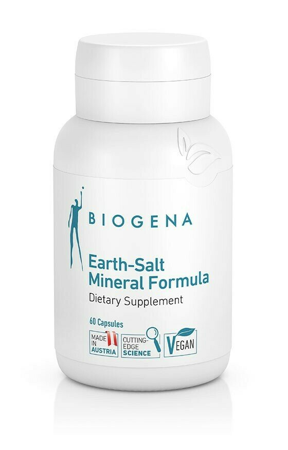 Earth-Salt Mineral Formula