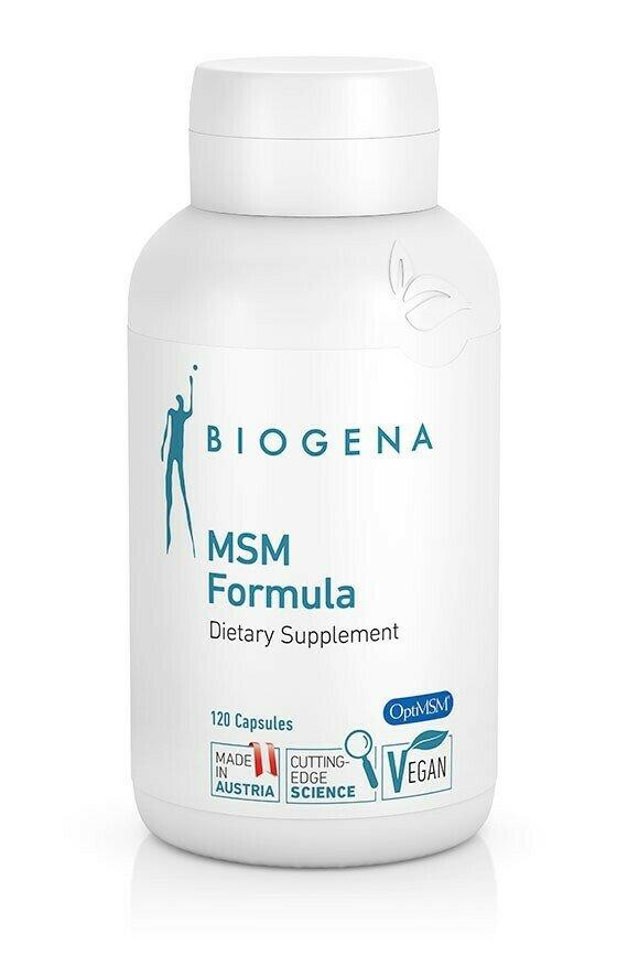 MSM Formula