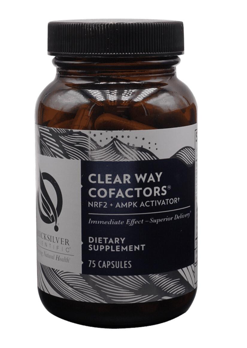 Clear Way Cofactors® 120 Cap