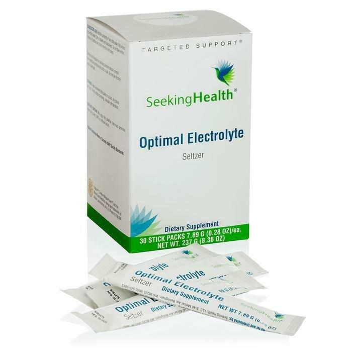Optimal Electrolyte - Sticks - 30 Servings