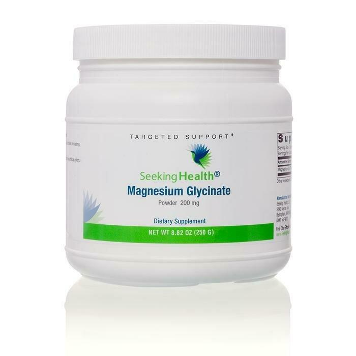 Magnesium Glycinate Powder - 100 Servings