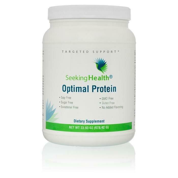 Optimal Protein Powder - 30 Servings
