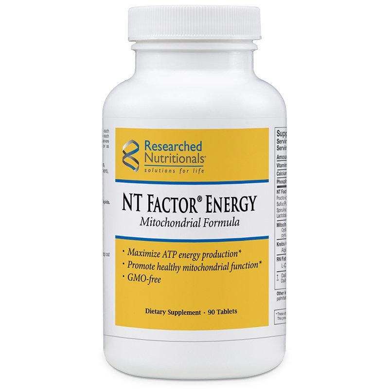 NT Factor Energy™ (GMO-free)