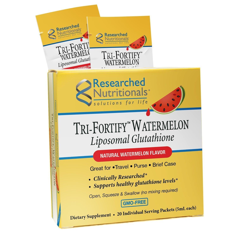 Tri-Fortify™ Watermelon 20 Pack (GMO-Free) glutathione
