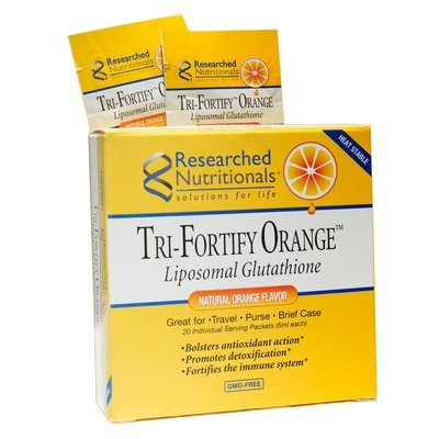 Tri-Fortify™ Orange 20 Pack (GMO-Free) glutathione
