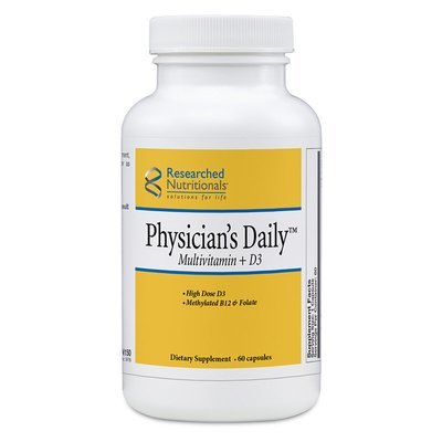 Physician's Daily™ Multivitamin + D3