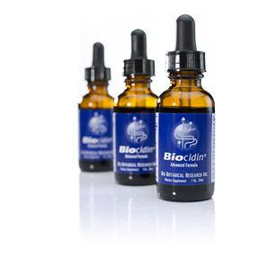 Biocidin® Liquid Potent Broad-Spectrum Botanical Combination