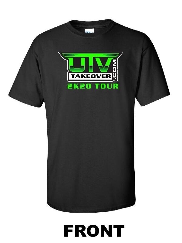 2020 - Tour - T-SHIRT (BLACK)
