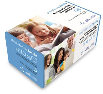 Ciberalarma® Safe WIFI - Control parental WIFI y seguridad en internet para toda la familia