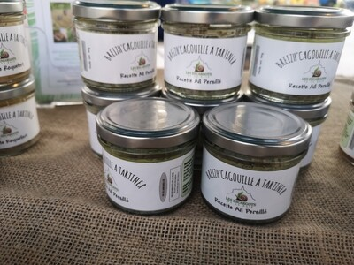 Tartinade ail persil Breizh Cagouille