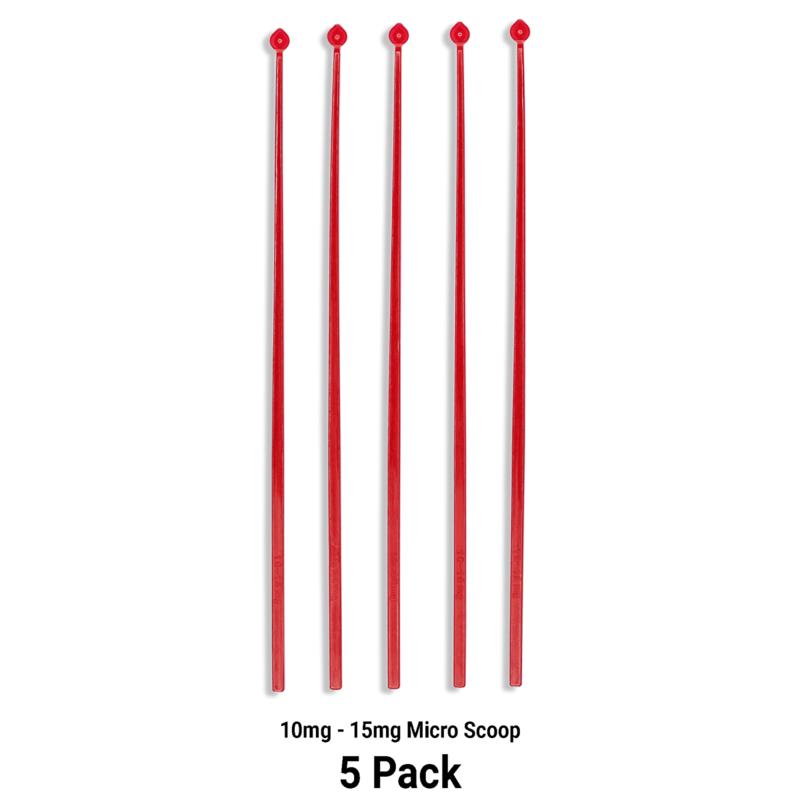 10mg - 15mg Micro Scoop - 5 Pack