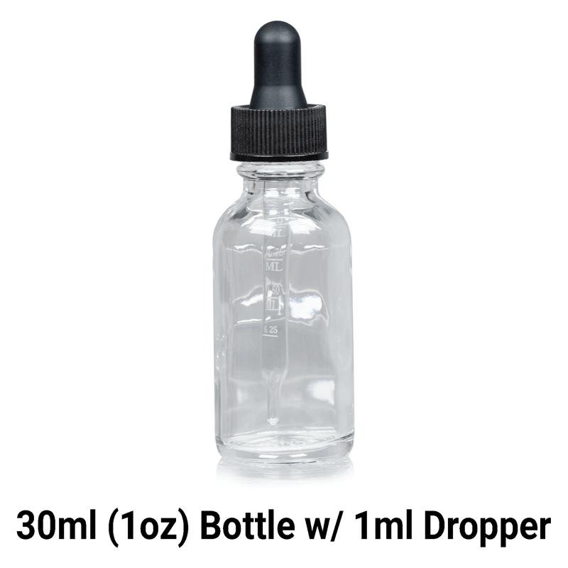 30ml Bottle w 1ml Dropper