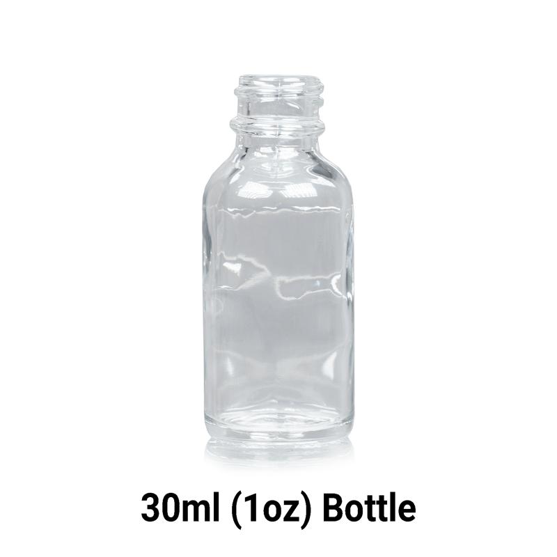 30ml (1oz) Glass Bottle