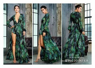 Chiffon Fashion Dress
