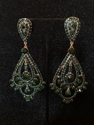 Pageant Earring