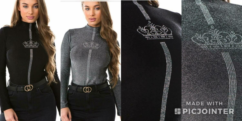 Crown Long Sleeved Shirts