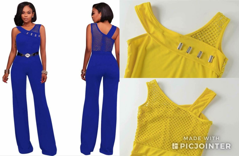 Colorful Jumpsuit