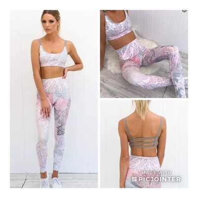 2 Piece Yoga Workout wear