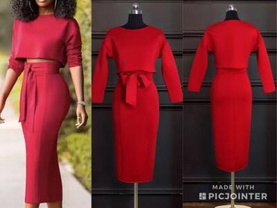 2 Piece Scuba Outfit
