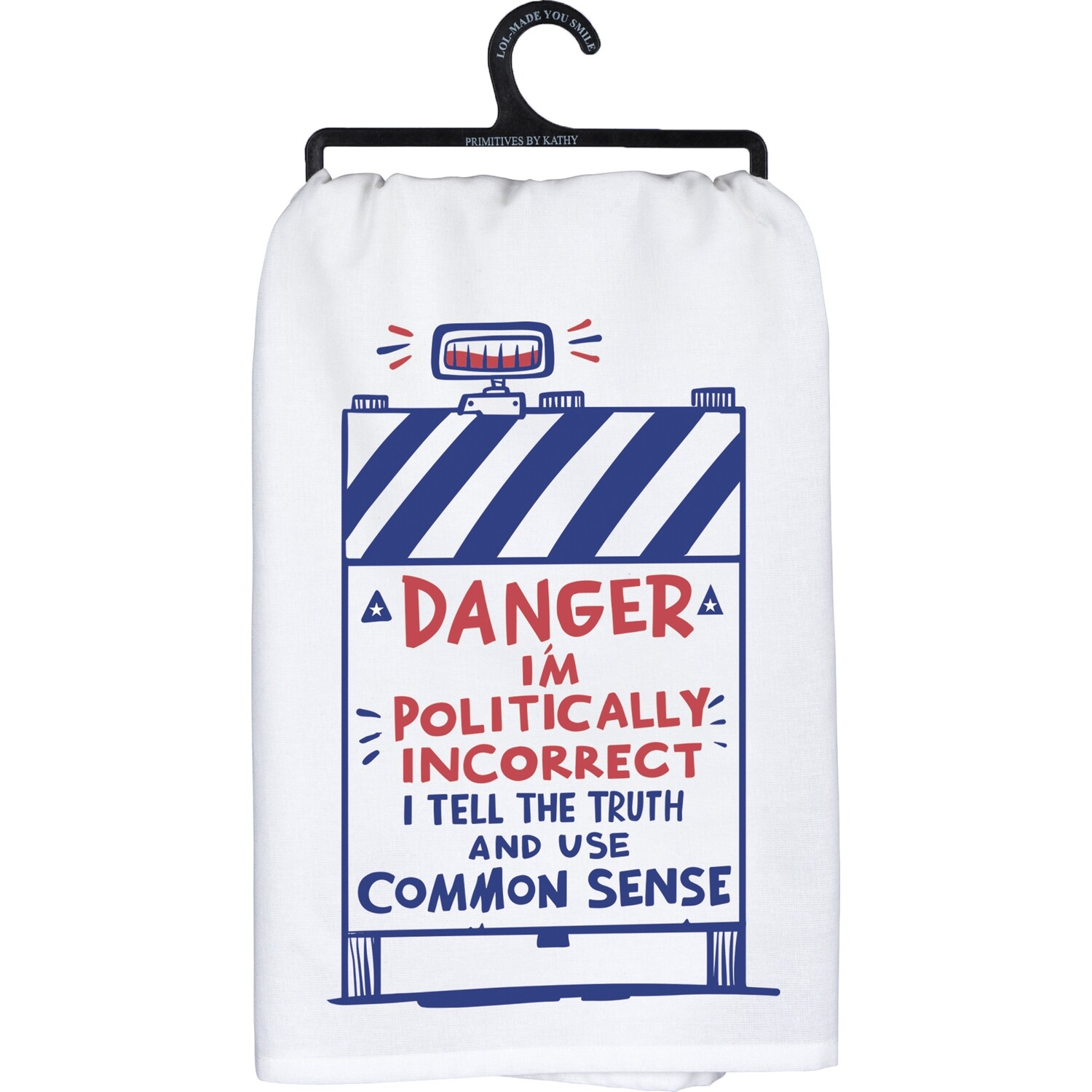 Dish Towel -Politically Incorrect