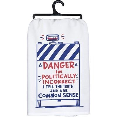 Dish Towel -Politically Incorrect