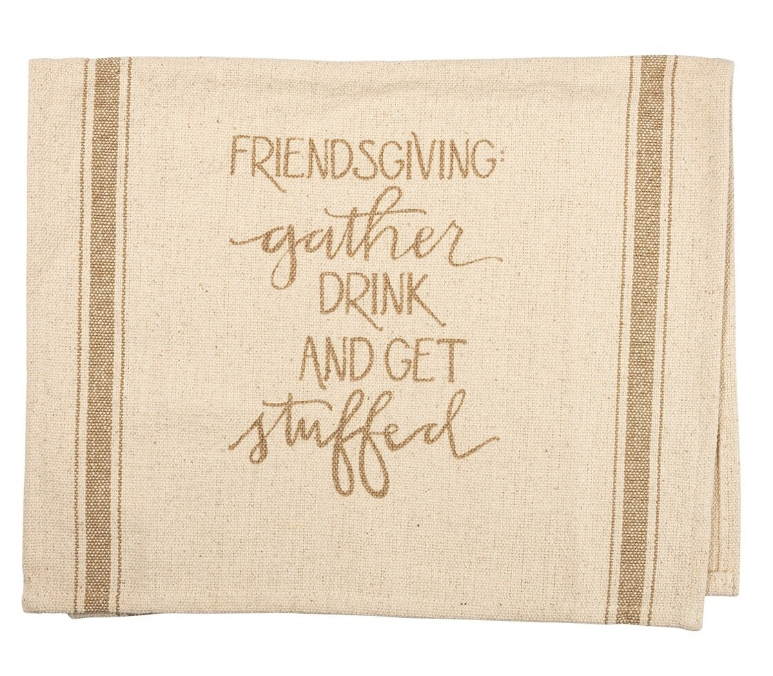 Dish Towel -Friendsgiving