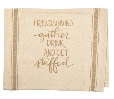 Dish Towel -Friendsgiving