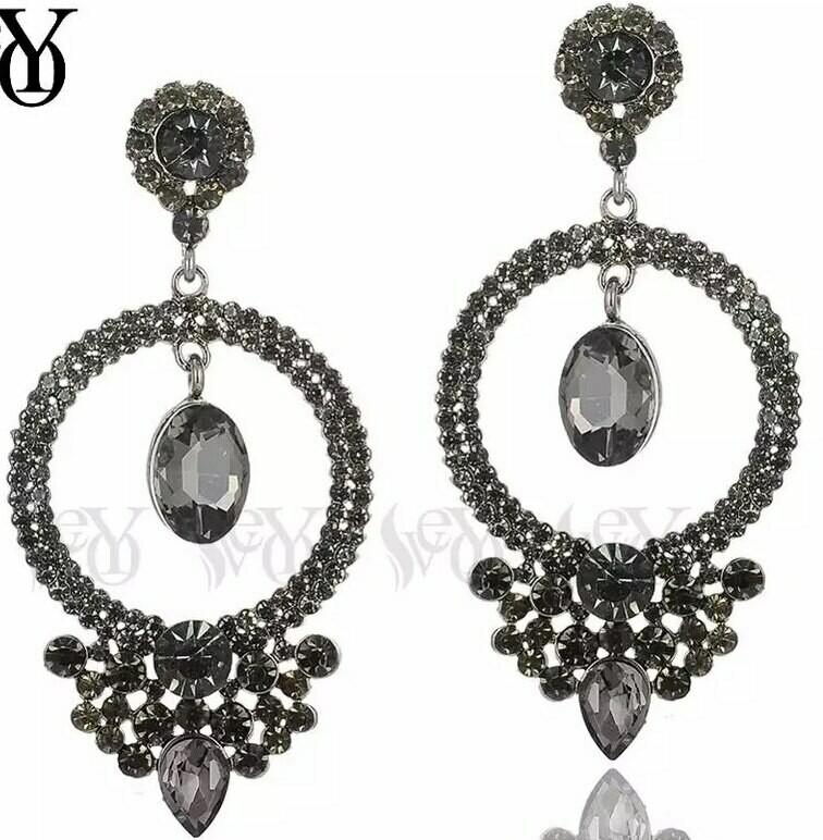 black earring