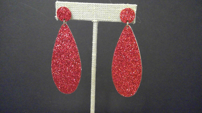 Pageant earrings