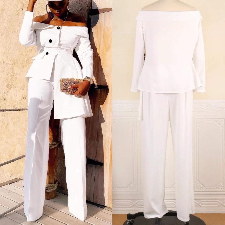2 piece Fashion Suit